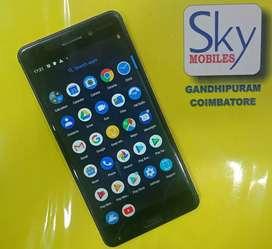 NOKIA 6 3GB-32GB,  Good Condition,  SKY MOBILES