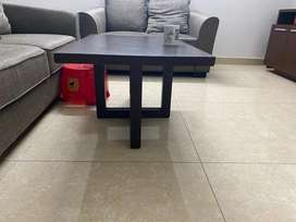Center table 1 year old