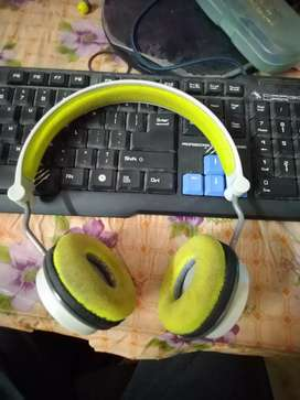 Bluetooth headset intact quality