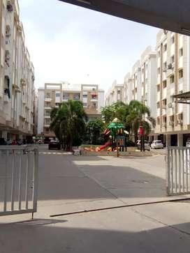 2 Bhk semi furnished flat for Rent Near Kunal char Rasta Gotri