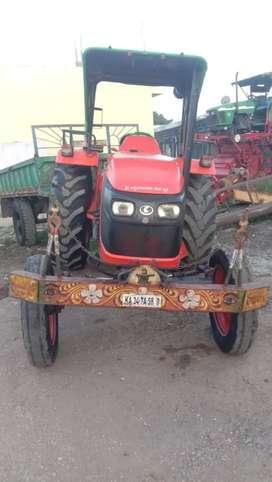 Kuboto tractor