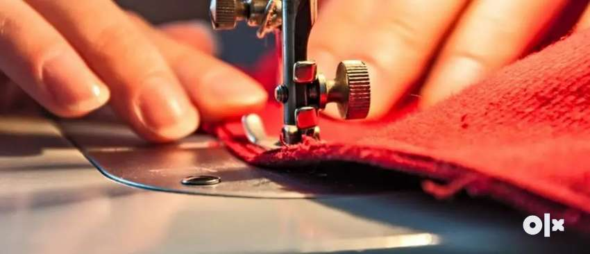 Industrial tailor required 0