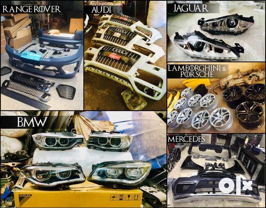 Audi ' Bmw ' Mercedes ' Jaguar ' Range Rover Spare Parts Available