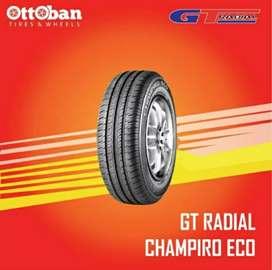Jual Ban mobil murah ukuran 195/60 R15 GT Champiro eco