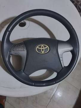 Toyota stearing