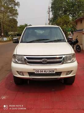 Tata Safari in excellent condition