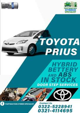 Hybrid batteries in stock for all toyota vehicles