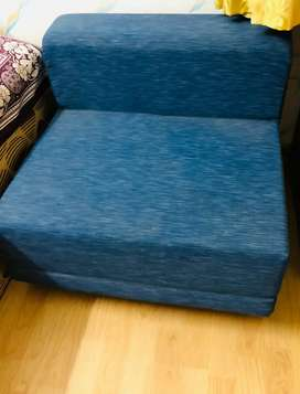 Sofa cum bed (set of 2)