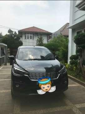 Suzuki Ertiga GX AT, Hitam 2019 akhir Tgn 1, Pjk 01 2021