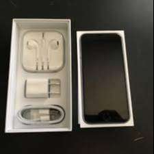 Used Iphone 6 Black available