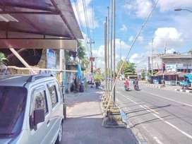 Tanah di Tepi Jl Wachid Hasyim Notoprajan, Ngampilan Yogyakarta
