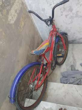 Cycle bad condition