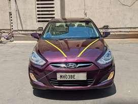Hyundai Verna 2012 Petrol 46000 Km Driven