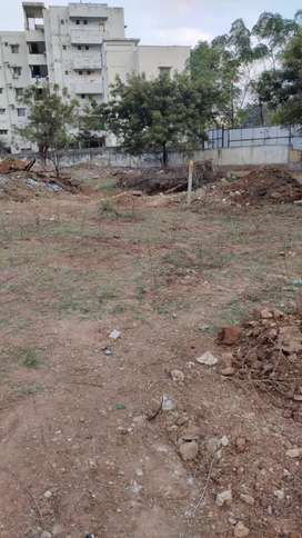 Plot for sale at trimulgherry