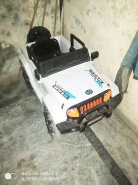 Mini Jeep for more than 1 year old baby Remote control self operating