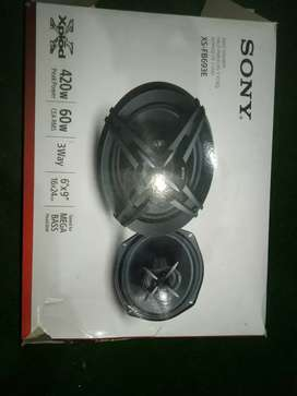 Sony 693 original Amplifier speakers
