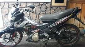 Jual motor satria fu tahun 2010