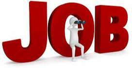 Urgent hiring for post of ground staff