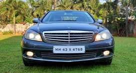 Mercedes-Benz New C-Class 200 K AT, 2009, Petrol