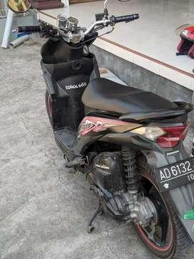 Honda BEAT injeksi 2013