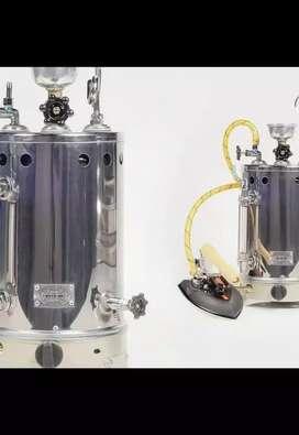 Setrika uap / boiler
