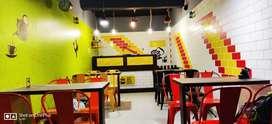 Cafe on sale