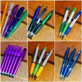 Promotional Ball pens with Company Name (price 20 to 30 ruppes)