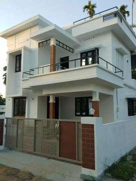 3 bhk 1600 sqft 4 cent new build house at kongorpally chirayam