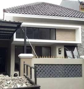 Rumah siap huni daerah kalimulia depok
