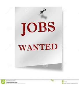 Requiered female office admin