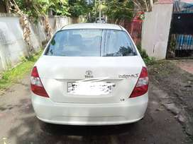 Tata indigo ECS family used car less kilometer
