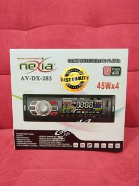 PROMO SUPER MURAH TAPE MOBIL DECKLESS NEXIA USB MMC RADIO MP3 AUX IN