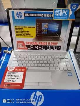 Bisa Kredit Laptop HP 14S- CF0063