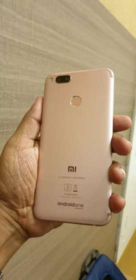 Mi A1 , 64gb dual camera 4g phone in mint condition