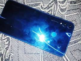 Honor 8x water entry so selling full panel