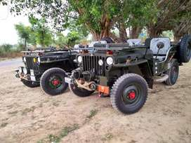 Modifed jeeps Gypsy Thar AC jeeps Willy's Hunter Jeeps open Jeeps