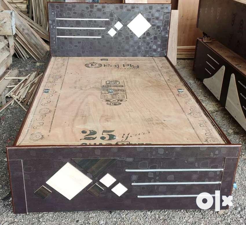 DOUBLE BED PLY SETI FAKT 7500RS THI SARU ANE CORNER SOFA START 10999/- 0
