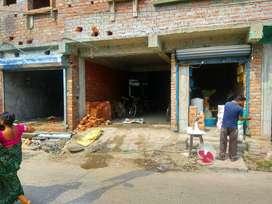 `Comm.Space 250 Sqft @ Sale ₹ 25L in Gansha at Hindmotor,Station