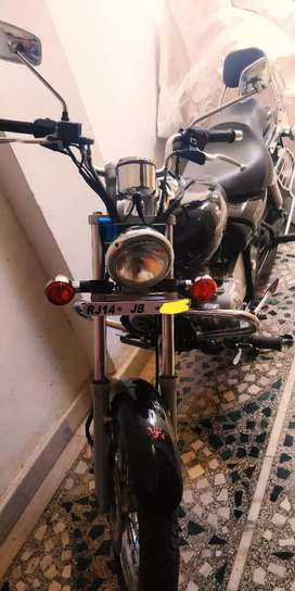 Avenger 220 by Bajaj 13000 KM Run 2013 Model RJ14