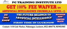 Artificial Intelligence and CCC Course Started