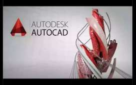 Best house map service  2D in auto Cad and 3D in 3D Studio max