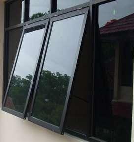 Jasa Pemasangan Jendela Aluminium Berkualitas