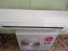 Jual AC LG 1 pk normal dan dingin