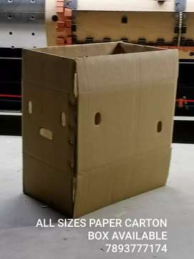 ALL SIZES PAPER BOX AVAILABLE FOR SALE NEW MANUFACTURER FRUIT BOX