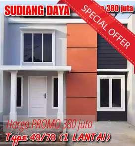 Rumah Murah di Makassar, 3 KAMAR dekat GOR Sudiang, BANDARA,Pasar daya