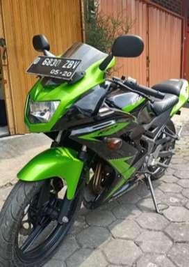 Kawasaki Ninja RR 2014 Mesin Ori Belum Pernah Bongkar