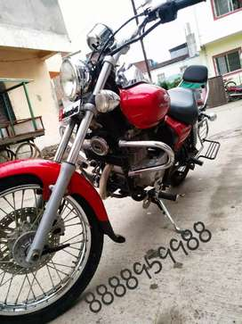Want to sale my bajaj avenger 220cc in very good condition
