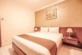 APARTEMEN GREAT WESTERN RESORT / GWR FULL FURNISH UNIT HOTEL PERBULAN
