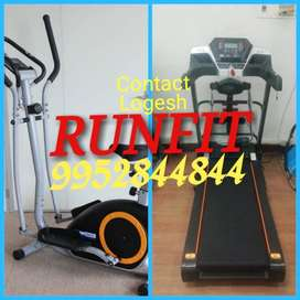 Variety collection in Treadmill Orbitrek by the manufacturer