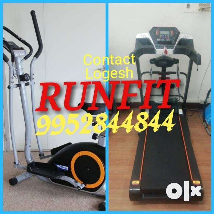 Variety collection in Treadmill Orbitrek by the manufacturer 0